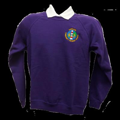 Carclaze R-Neck Sweatshirt