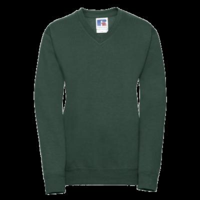 Luxulyan V-Neck Sweatshirt