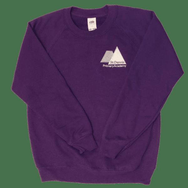 St Dennis R-Neck Sweatshirt