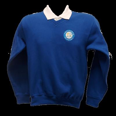 Treverbyn V-Neck Sweatshirt