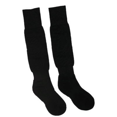 Penrice Black Sports Socks
