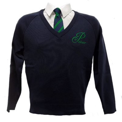 Poltair Knitted Jumper