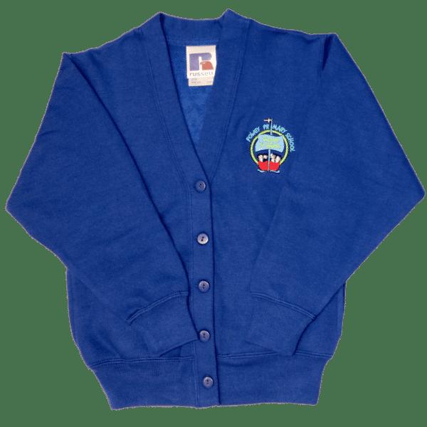 Fowey Primary Cardigan