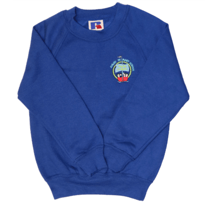 Fowey Primary R-Neck Sweatshirt