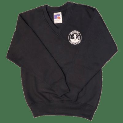 Mevagissey V-Neck Sweatshirt