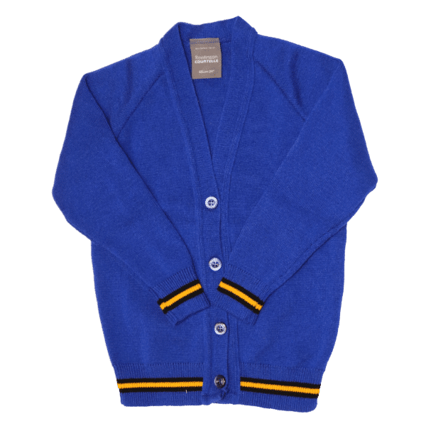 Mount Charles Knitted Cardigan