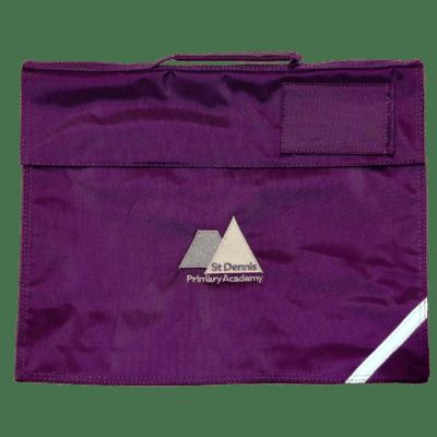 St Dennis Book Bag