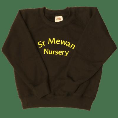 St Mewan Nursery Sweatshirt
