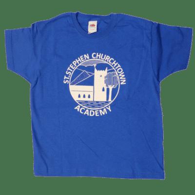St Stephen Churchtown PE T-Shirt